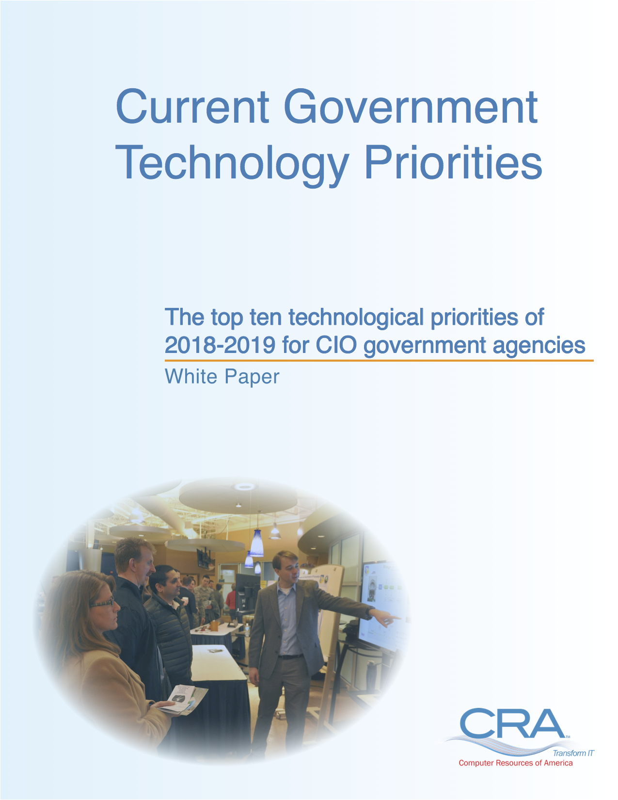 current government technology priorities