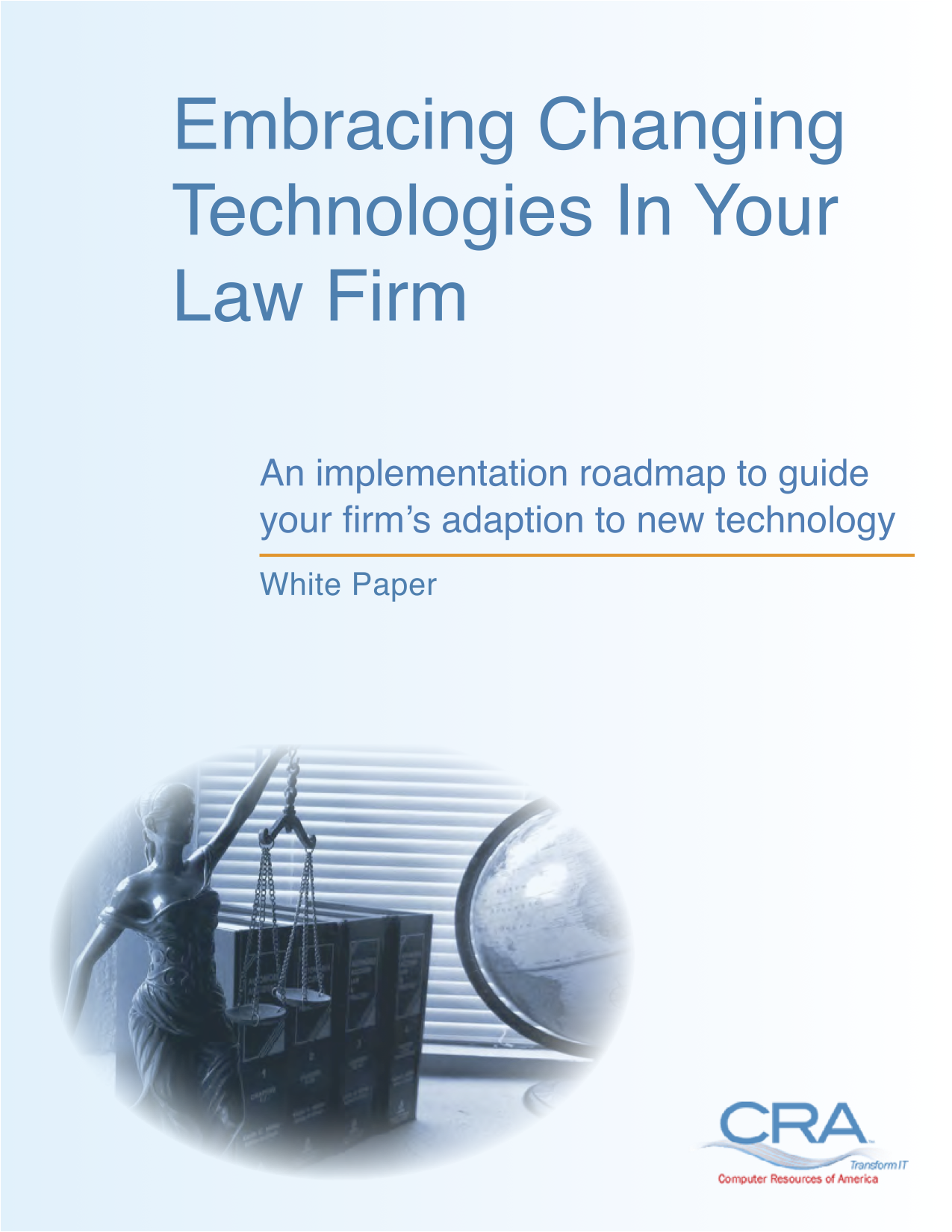 Legal Technologies White Paper