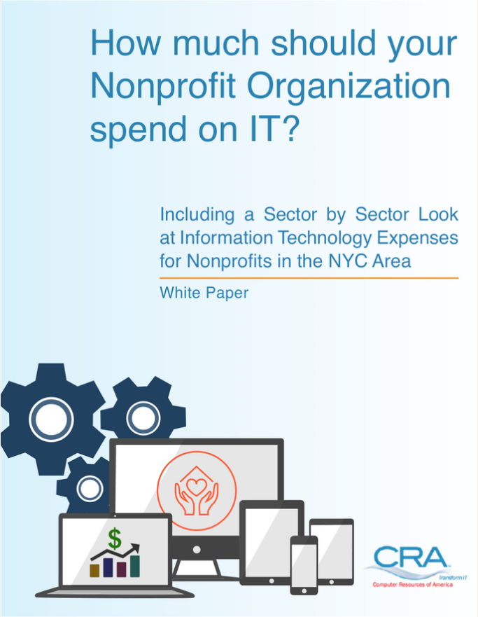 IT Spending White Paper Cover
